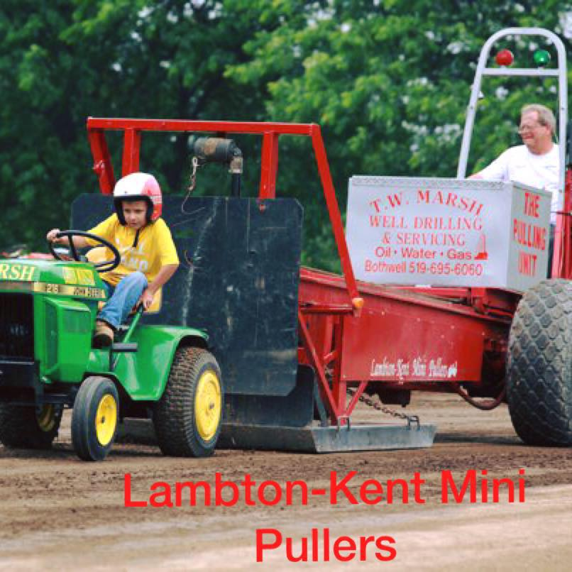 Lambton Kent Mini Pullers (Cancelled due to Weather)