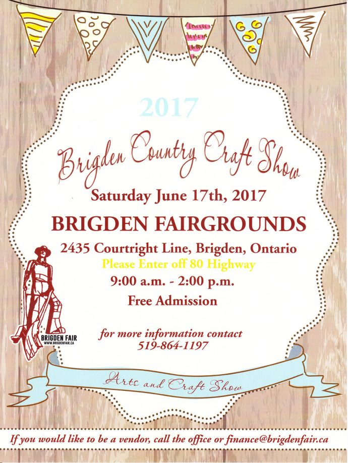 Country Craft Show 2017