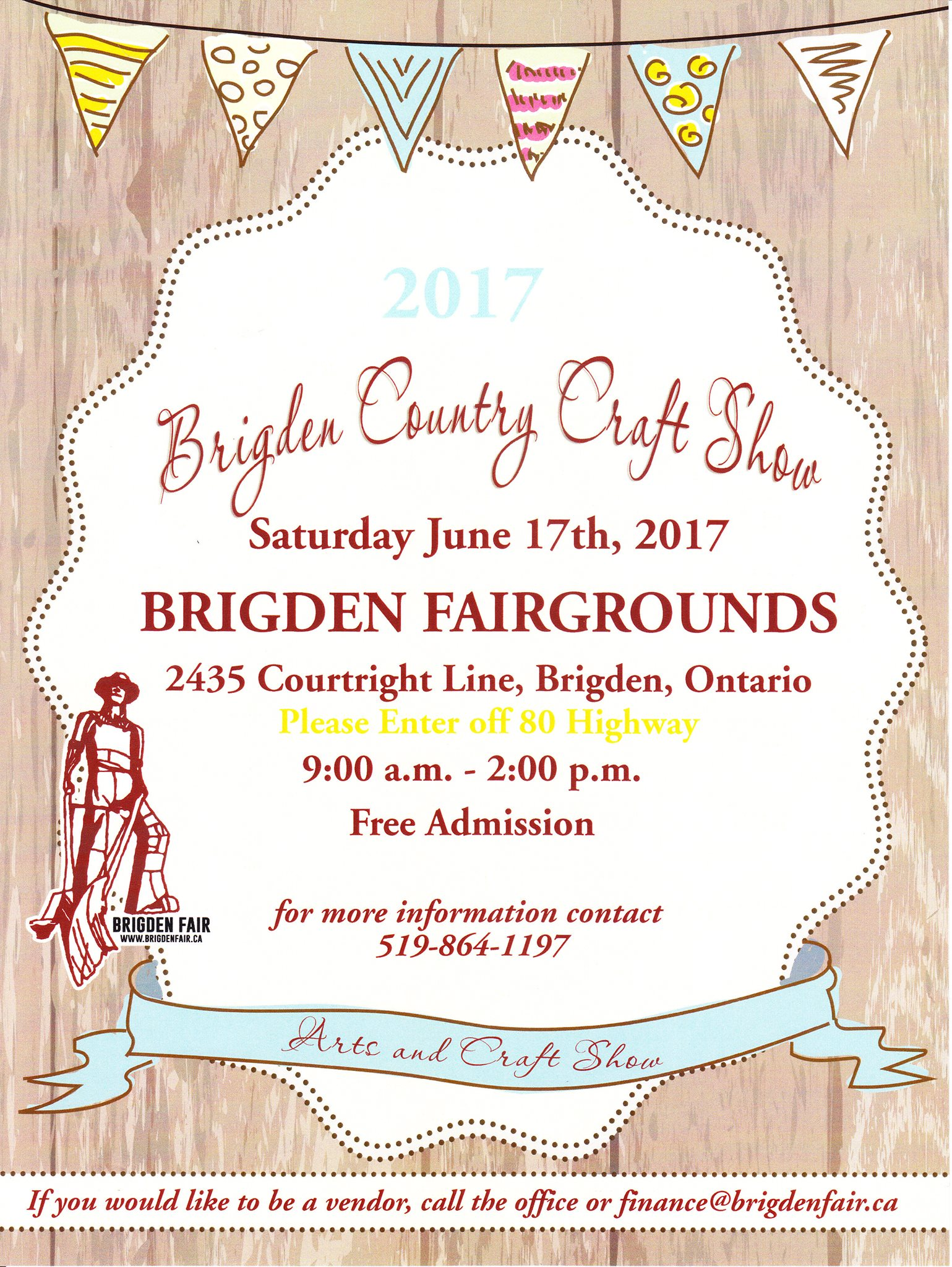 Brigden Country Craft Show 2017