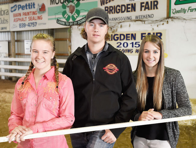 Lambton IPM '91 Scholarship Recipients 2015
