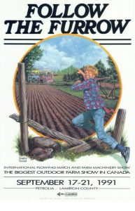 Lambton IPM 1991 Poster