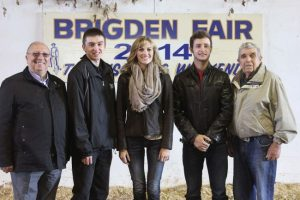 Lambton IPM '91 Scholarship Recipients 2014