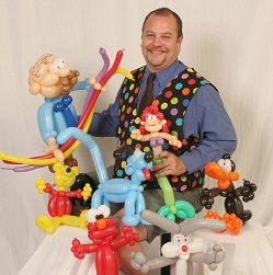 Balloon Workshop with Dan the Balloon Man