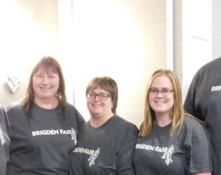 2019 Brigden Fair T-Shirts (Complete)