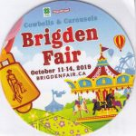 Brigden Fair button 2019