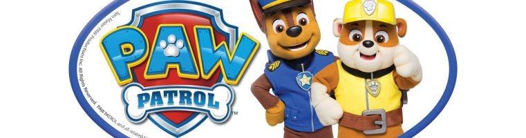 Paw Patrol Meet & Greet with Chase & Rubble