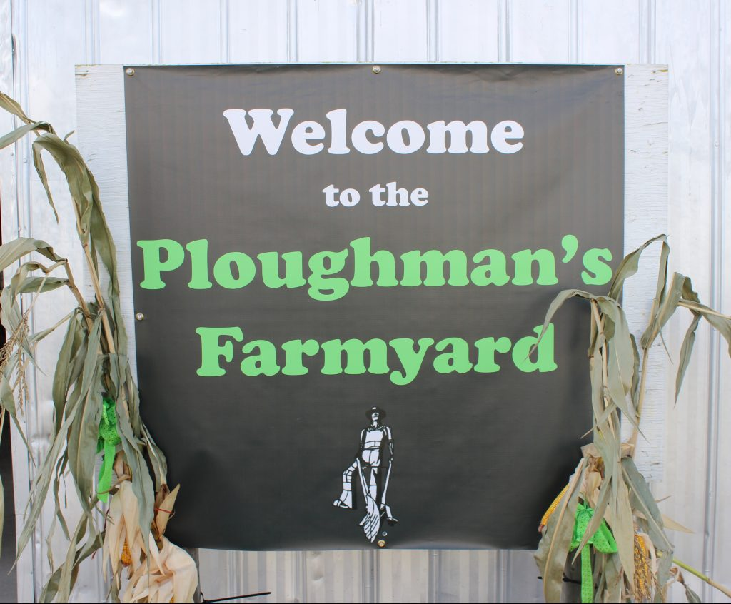 Welcome to the Ploughman's Farmyard