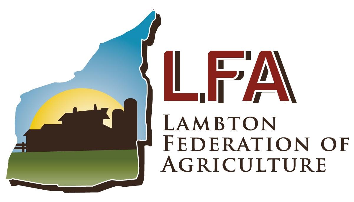 Lambton Federation of Agriculture Logo