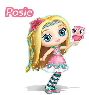 Little Charmers 'Posie' Meet & Greet