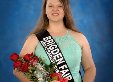 Melody Riedl Crowned 2019/20 Fair Ambassador