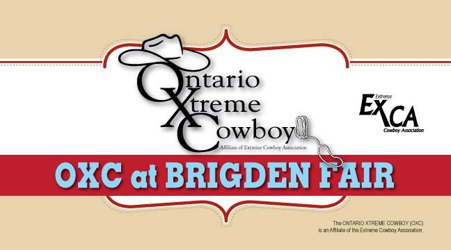 Ontario Xteme Cowboy Race Logo