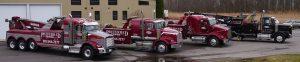 Preferred Towing Truck Fleet