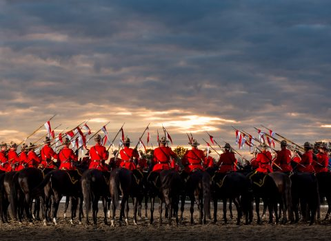 RCMP Musical Ride Performing at Brigden Fairgrounds July 10