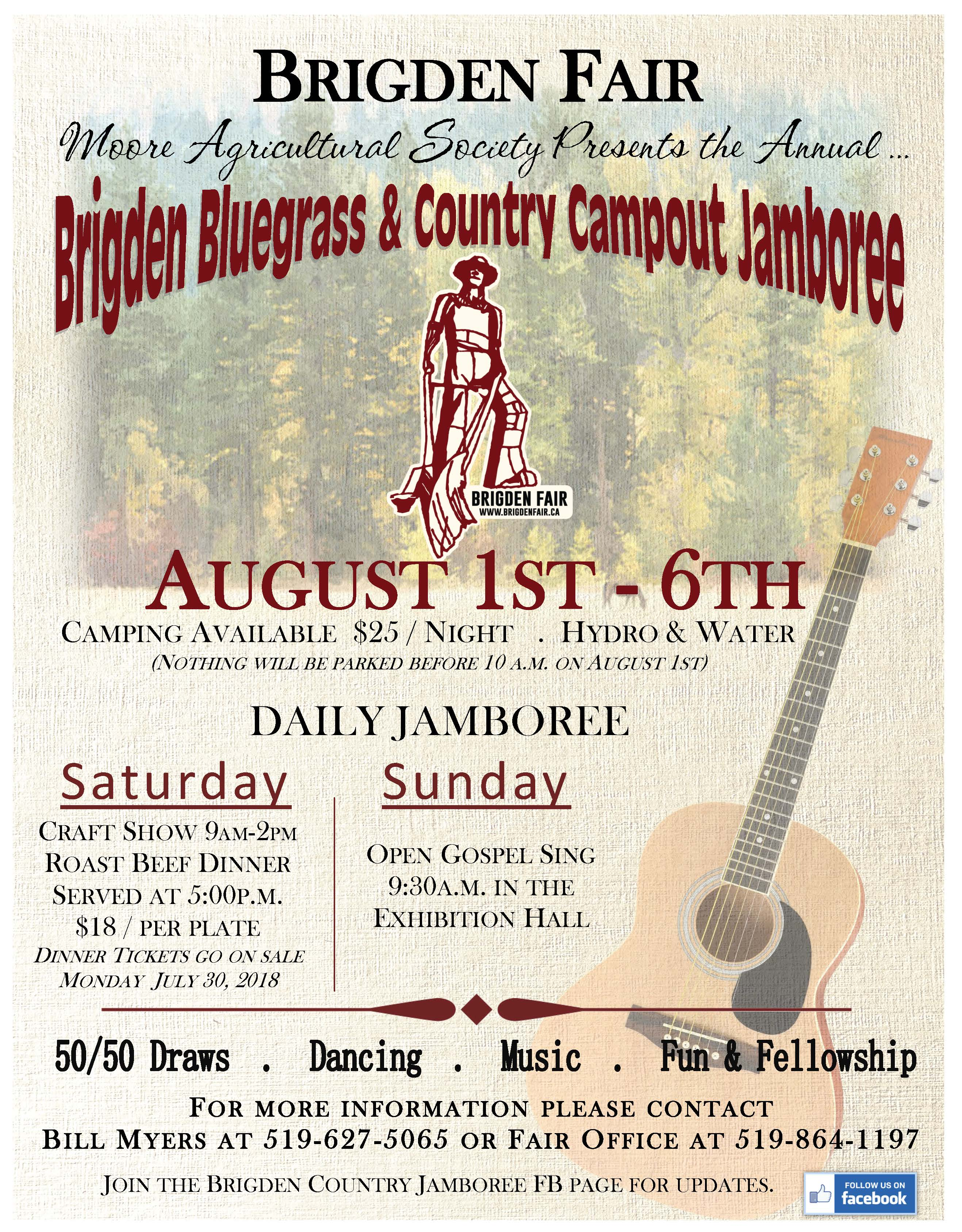 Country Campout Jamboree 2018