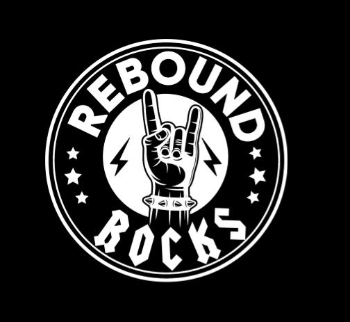 Rebound Rocks logo