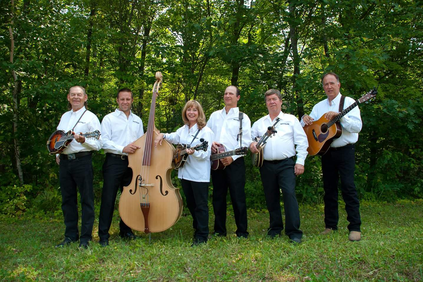 Winterline Bluegrass Band