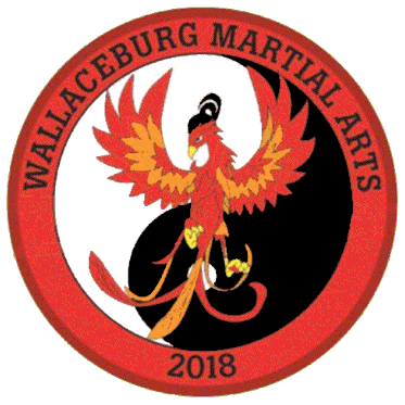Wallaceburg Martial Arts Patch